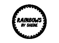 rainbows by shene